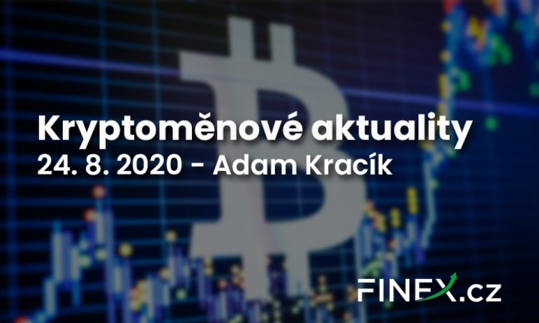 Kryptoměnové aktuality - Velcí hráči na poli kryptoměn i nadále kupují Bitcoin