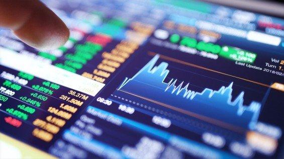 akciovy graf akcie