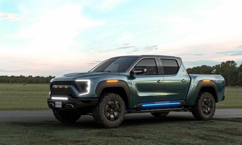 General Motors a Nikola spojí síly k výrobě pick-upu na elektrický ale i vodíkový pohon - Co na to Tesla?