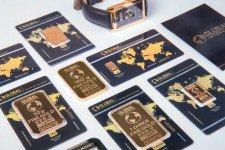 investiční slitky číslo milion zlato