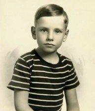 Warren Buffett jako mladý chlapec. Zdroj: Miro.Medium.com