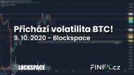 [Bitcoin] Analýza 7.10. 2020 – Konečně přijde volatilita!