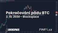 [Bitcoin] Analýza 2.10. 2020 – Dump přišel! Co dál?