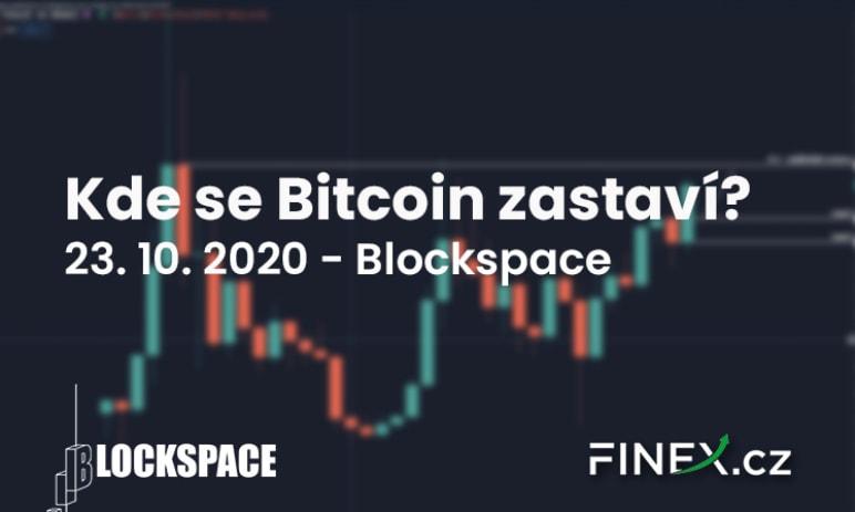 [Bitcoin] Analýza 23. 10. 2020 – Bitcoin pokračuje nahoru. Kde se zastaví?