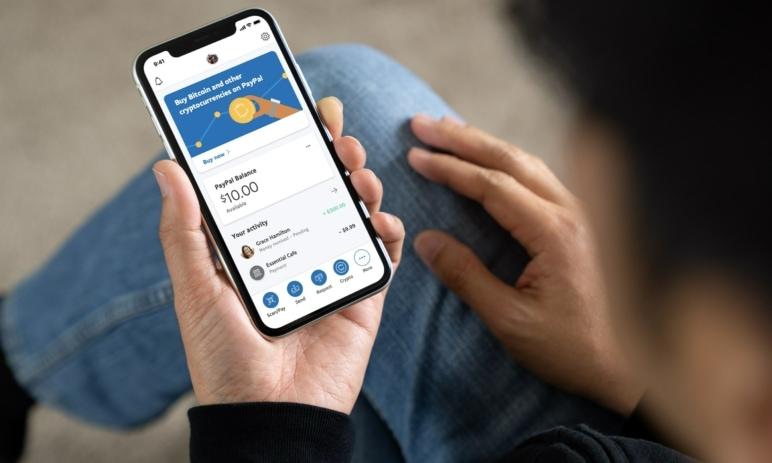 PayPal umožní svým uživatelům nákup a prodej kryptoměn! Bitcoin v návaznosti na to překonal hranici 12 000 dolarů