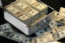 americký dolar hotovost