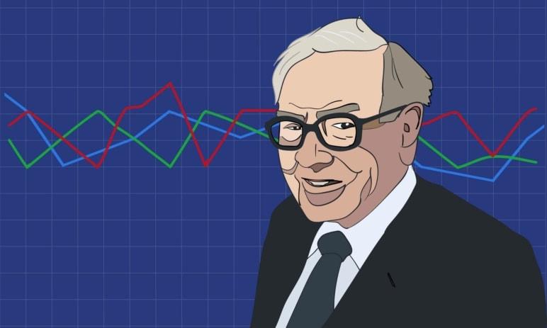 Buffetovo léto bylo ve znamení nákupu technologických akcií