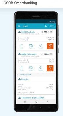 CSOB Smartbanking