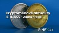 Kryptoměnové aktuality – Citibank předpovídá BTC za 300 000 dolarů