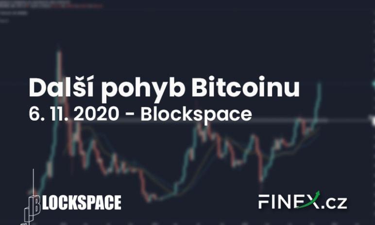 [Bitcoin] Analýza 6. 11. 2020 – Silný finish BTC a kdy dostanou prostor altcoiny?