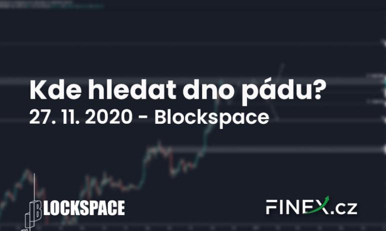 [Bitcoin] Analýza 27. 11. 2020 – Parabola končí. Kde hledat dno?