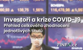 covidinvestori zhodnoceni