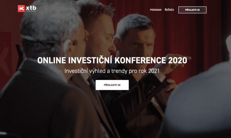 Jaká témata přinese Online investiční konference?