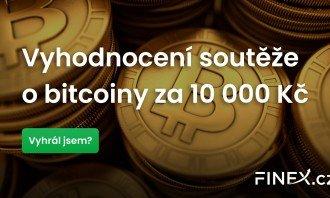 Bitcoin překonal hranici $ 15 000, zúčastněte se soutěže o 10 000 Kč! [+VÝSLEDKY]
