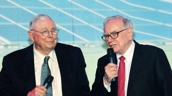 Warren Buffett a Charlie Munger