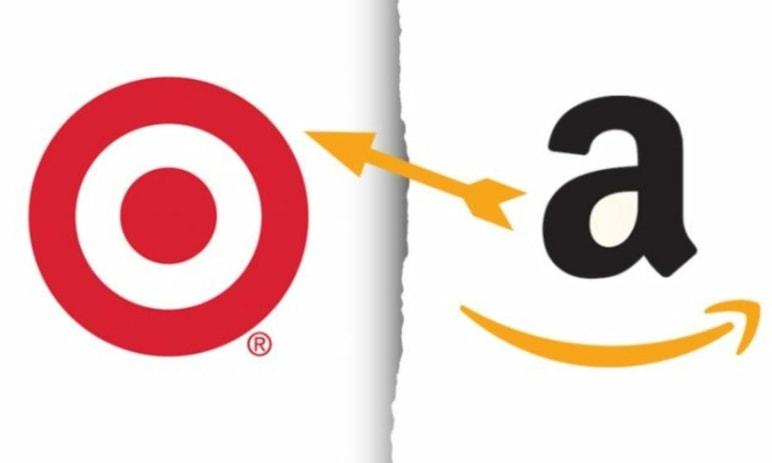 Amazon vs Target – může se stát z Amazonu hodnotová akcie namísto růstové?
