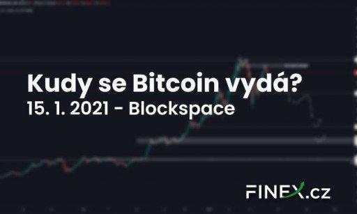 [Bitcoin] Analýza 15. 1. 2021 – 3 cesty, kudy se nyní Bitcoin může vydat