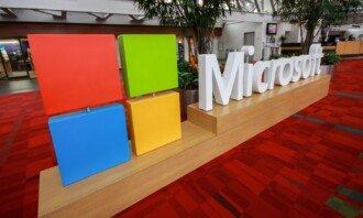 microsoft akcie