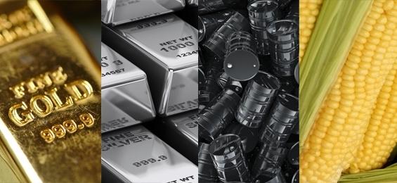 obchodovani komodit