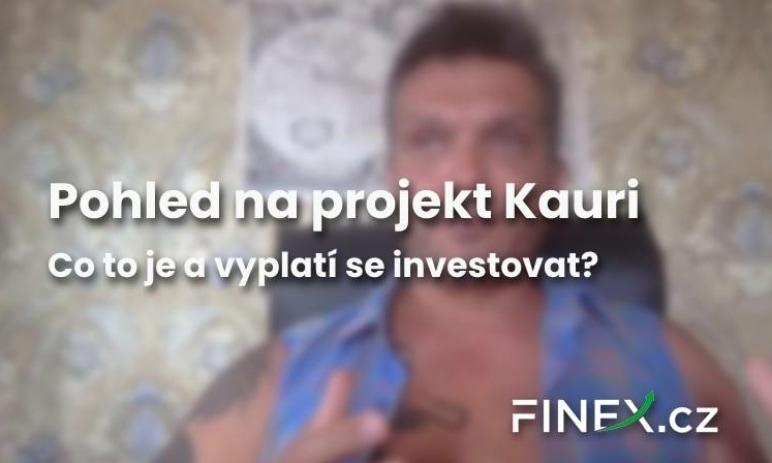 Kryptoměna Kauri aneb podezřelý výtvor skupiny British Asset