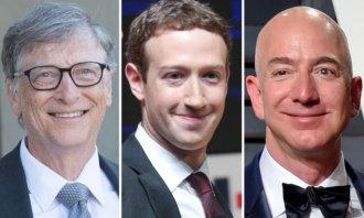 Bohatí bohatnou, chudí chudnou – o kolik si přilepšilo 5 nejbohatších lidí světa během pandemie koronaviru?