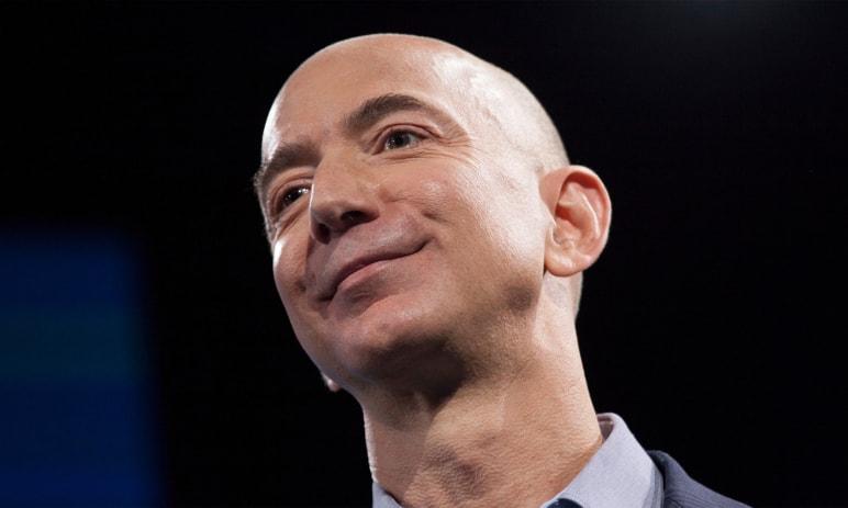 Jeff Bezos – z garáže nejbohatším člověkem světa