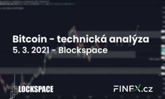 [Bitcoin] Analýza 5. 3. 2021 – Zůstáváme bullish? Na jak dlouho?