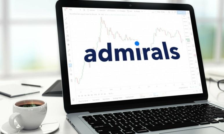 Admiral Markets se na znamení svého 20letého úspěchu a vývoje mění na Admirals