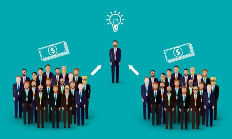 Crowdfunding - Co je to a jak funguje? Jedná se o snadnou cestu, jak investovat peníze?