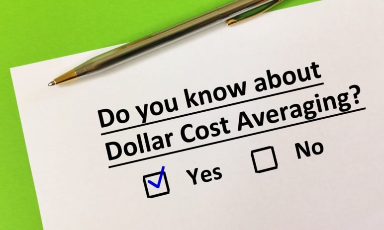 Investiční strategie průměrování nákladů (DCA) - Jak úspěšně investovat do volatilního aktiva?