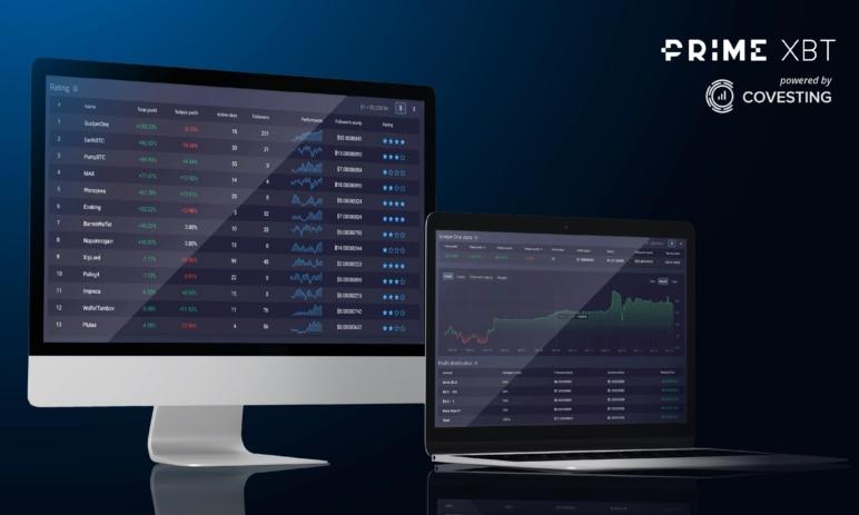 5 důvodů, proč v roce 2021 vyzkoušet nástroj Copy trading na platformě Covesting