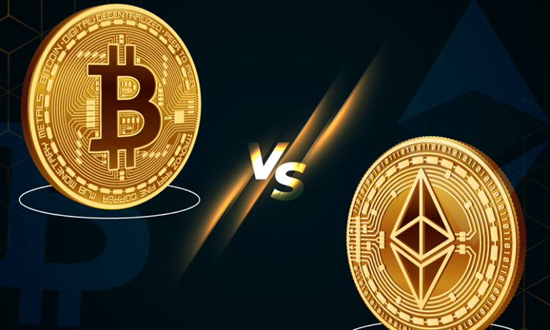 Co je lepší investice: Ethereum nebo Bitcoin? Jaké jsou jejich hlavní rysy a pro co se rozhodnout?