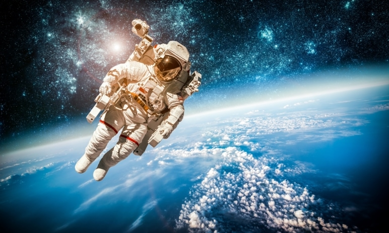 5 vesmírných akcií, které vaše portfolio vynesou na oběžnou dráhu