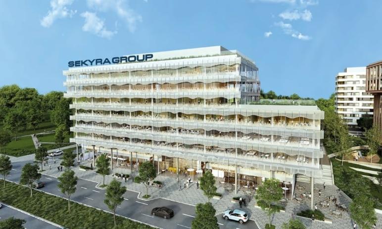 Česká developerská společnost Sekyra Group vydává čtyřleté dluhopisy s výnosem 4,8 % p.a.