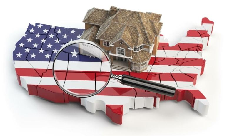 Téměř 20% růst cen domů v USA, přičemž 90 % prodaných domů bylo nabízeno kratší dobu než 1 měsíc