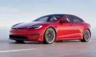 Tesla SPlaid.