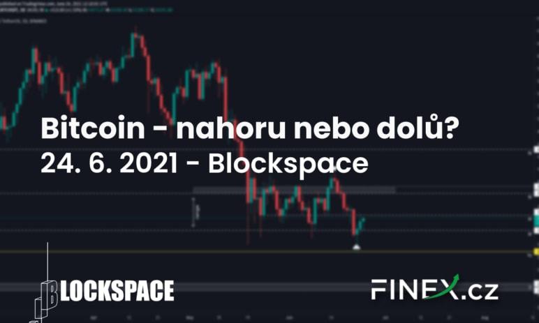 [Bitcoin] Analýza 24. 6. 2021 – Je to jen shakeout, nebo jdeme dolů?