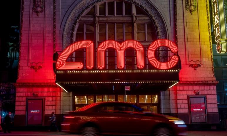 Velký popcorn pro drobné investory - Akcie sítě kin AMC vystřelily do nebe. Mohou za to drobní investoři