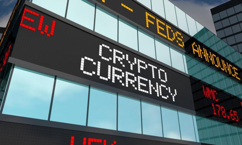 Akcie 3 veřejně obchodovatelných společností podnikajících v kryptoměnovém sektoru