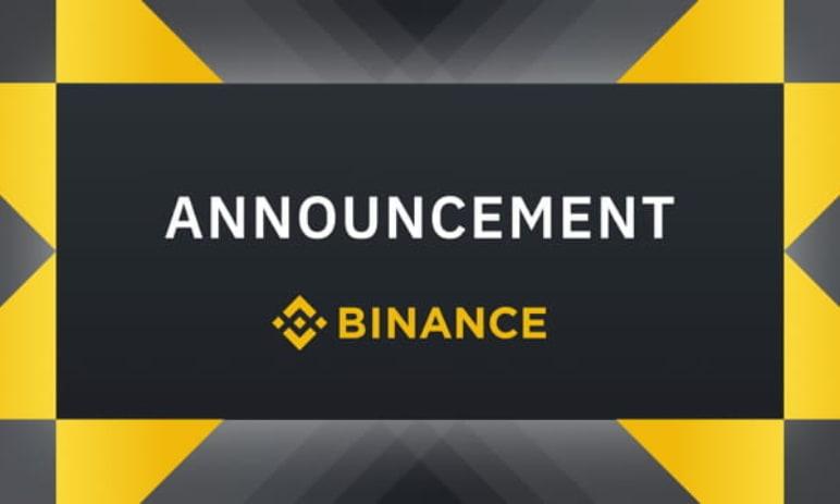 Nové omezení na burze Binance: Radikálně snížená max. výše anonymních výběrů!