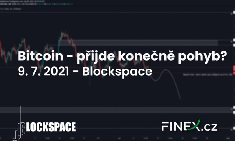 [Bitcoin] Analýza 9. 7. 2021 – Kdy konečně přijde pohyb?
