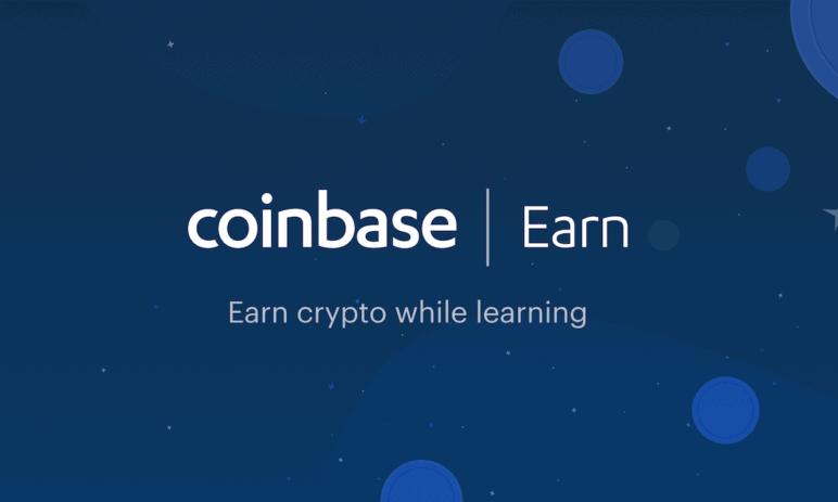 Coinbase Earn - Vydělejte si peníze ve formě kryptoměn studiem!