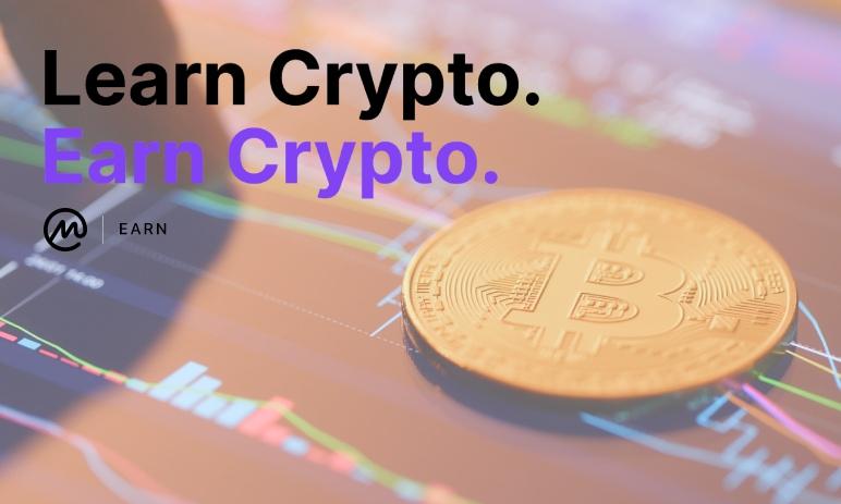 CoinMarketCap Earn - Získejte kryptoměny za trochu svého času!