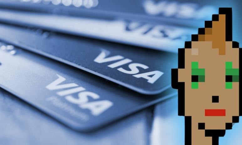 První korporace ve světě NFT - Platební společnost VISA koupila CryptoPunk!