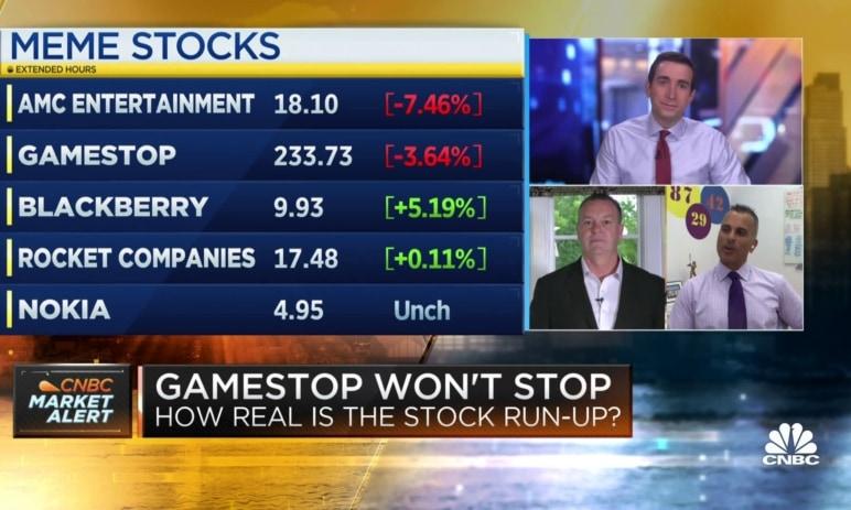 GameStop, BlackBerry, AMC - Vyplatí se riskovat investici do meme akcií?