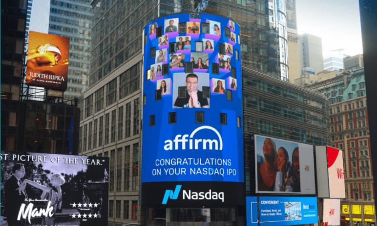 Akcie Affirm letí vzhůru poté, co výrazně vzrostly tržby společnosti a potvrdila partnerství s Amazonem