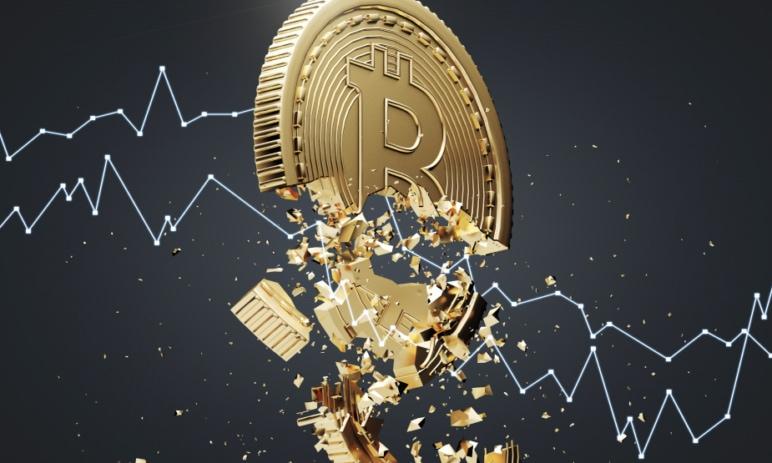 Bitcoin klesl o 10 % kvůli problémům čínské developerské společnosti Evergrande!