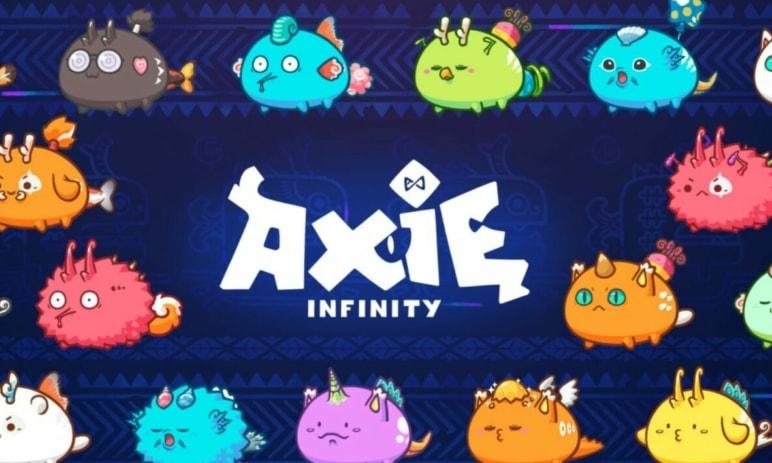 Dvě miliardy dolarů. To je částka celk. stake v ekosystému Axie Infinity, jejíž token vyletěl o 130 % během týdne!