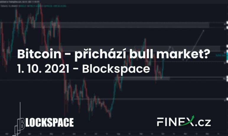 [Bitcoin] Analýza 1. 10. 2021 – Ještě krůček k pokračování bull marketu