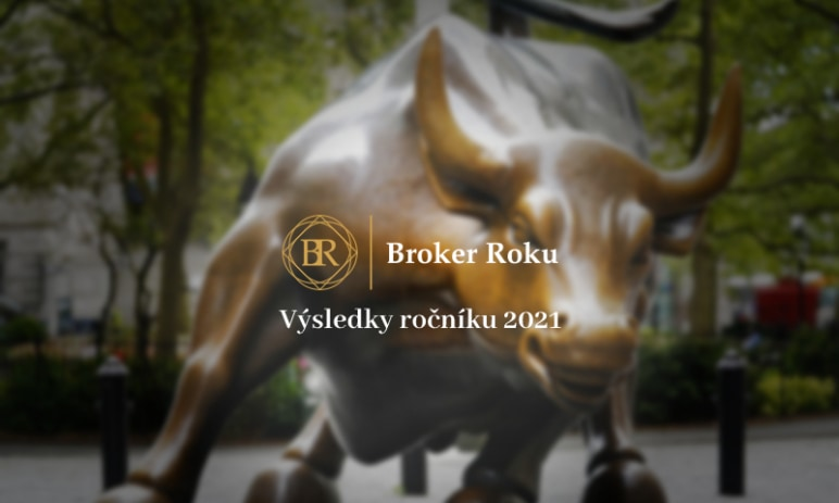 Výsledky ankety Broker roku jsou tu! Kdo se stal nejoblíbenějším brokerem za rok 2021?
